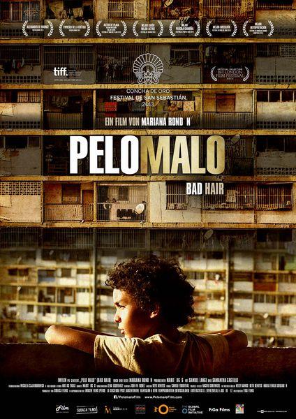 Filmplakat Pelo Malo - span. OmU
