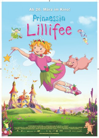 Filmplakat Prinzessin Lillifee