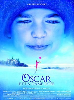 Filmplakat Oskar und die Dame in Rosa franz. OmU - Cinefete