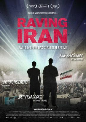 Filmplakat Raving Iran