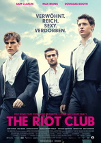 Filmplakat THE RIOT CLUB
