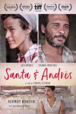 Filmplakat Santa & Andrés - span. OmU