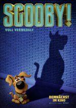 Filmplakat Scooby! Voll verwedelt