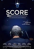Filmplakat Score - Eine Geschichte der Filmmusik