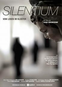 Filmplakat SILENTIUM - Vom Leben im Kloster