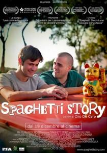 Filmplakat SPAGHETTI STORY - ital. OmU