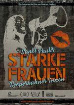 Filmplakat Sankt Paulis Starke Frauen - Reeperbahner+innen