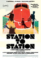 Filmplakat Station to Station