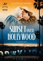 Filmplakat Sunset over Hollywood