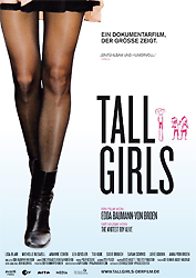 Filmplakat Tall Girls