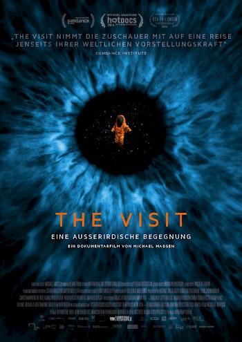Filmplakat The Visit - eine außerirdische Begegnung