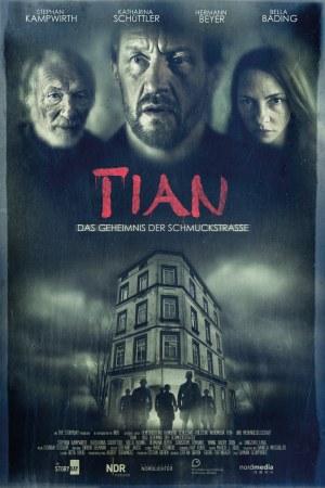 Filmplakat TIAN - Das Geheimnis der Schmuckstrasse