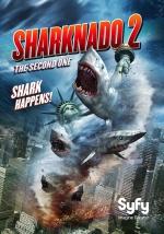 Filmplakat Sharknado 2