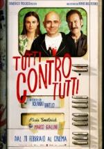 Filmplakat TUTTI CONTRO TUTTI - Jeder gegen jeden - ital. OmU