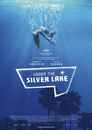 Filmplakat UNDER THE SILVER LAKE