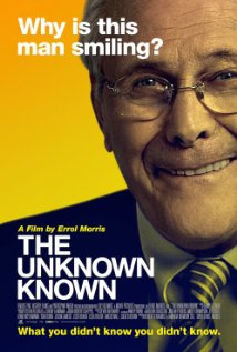 Filmplakat The Unknown Known - engl. OmU