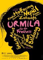 Filmplakat URMILA - Für die Freiheit OmU