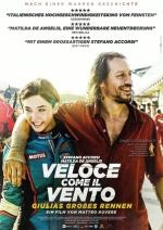 Filmplakat Veloce come il vento – Giulias großes Rennen - ital. OmU