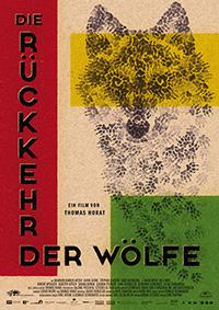 Filmplakat Die Rückkehr der Wölfe