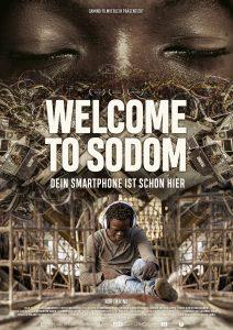 Filmplakat Welcome to Sodom - Dein Smartphone ist schon hier OmU