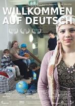 Filmplakat Willkommen auf deutsch