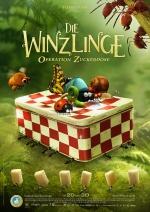 Filmplakat Die Winzlinge - Operation Zuckerdose