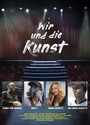 Filmplakat Wir und die Kunst