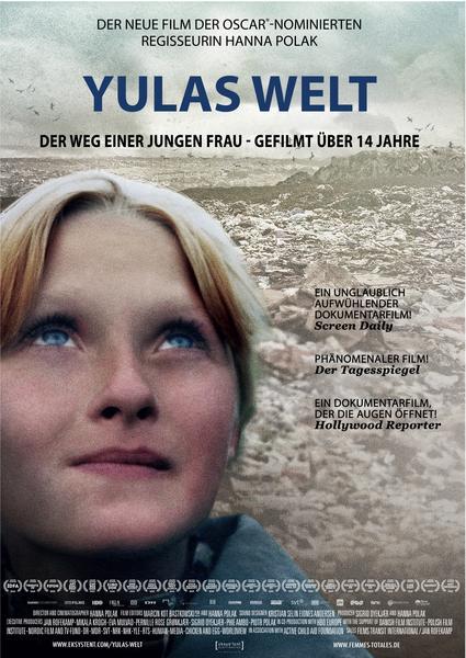 Filmplakat Yulas Welt OmU - Russisch mit dt Untertiteln